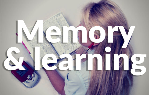 Use the Elexoma for memory and learning