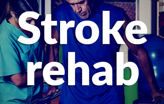 Use the Elexoma for stroke rehab